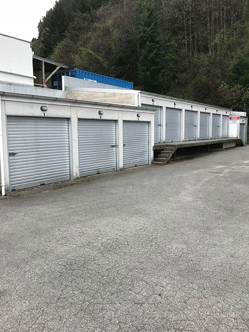 Variety of Storage Queenstown