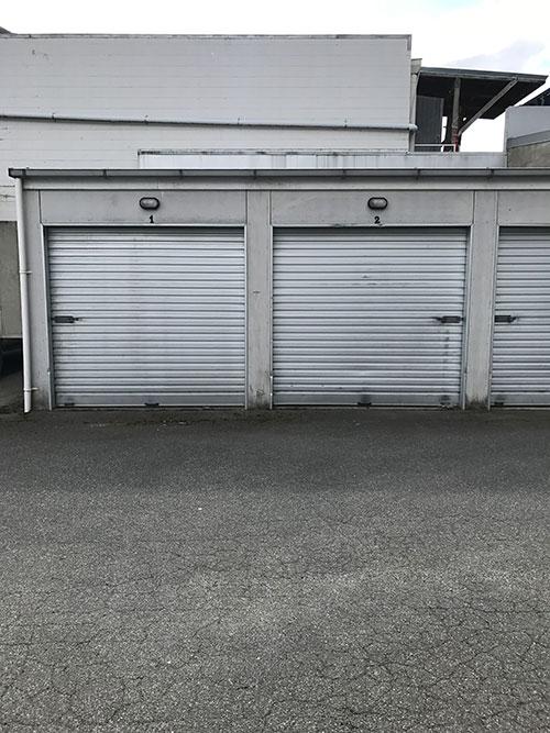 Self Storage Queenstown - ground units