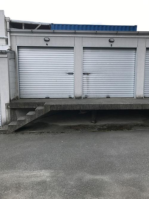 Storage Lock-up Queenstown